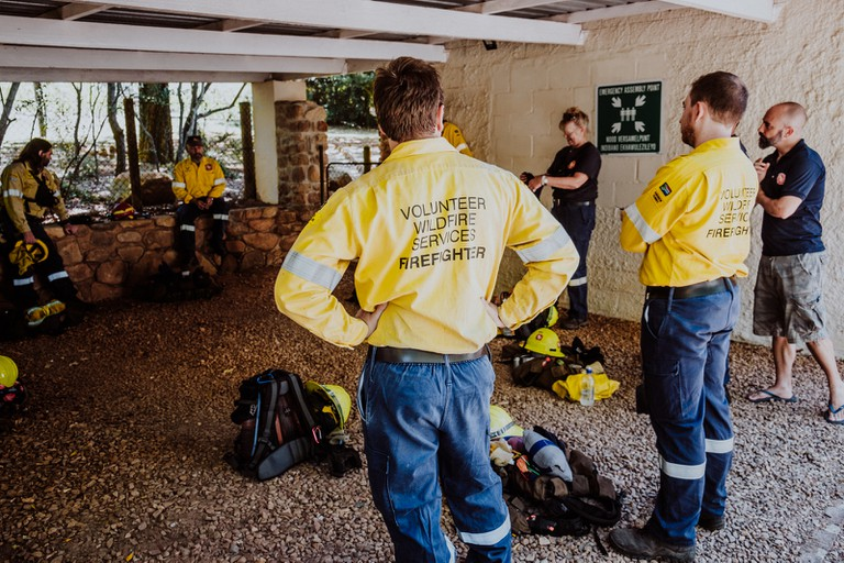 CAPE_TOWN_VOLUNTEER_FIREFIGHTERS__CAPE TOWN_SOUTH AFRICA