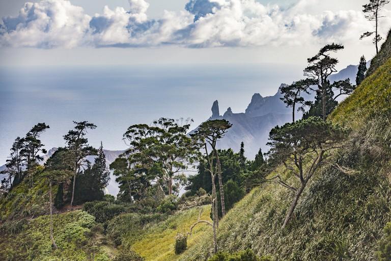 Saint Helena Island south atlantic