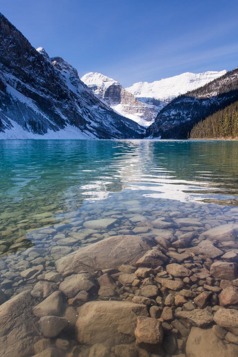 Lake Louise, Canadian Rockies.