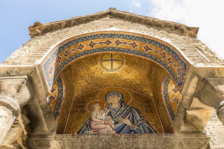 Church of Panagia Kapnikarea, Athens, Greece