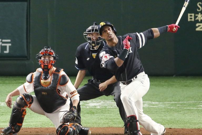 Baseball: Japan Series championship