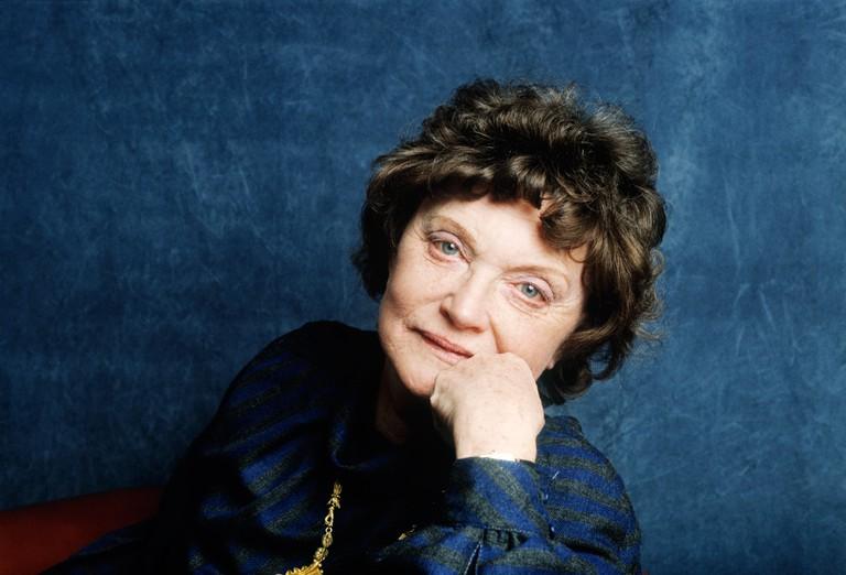 Muriel Spark, Paris, 1987