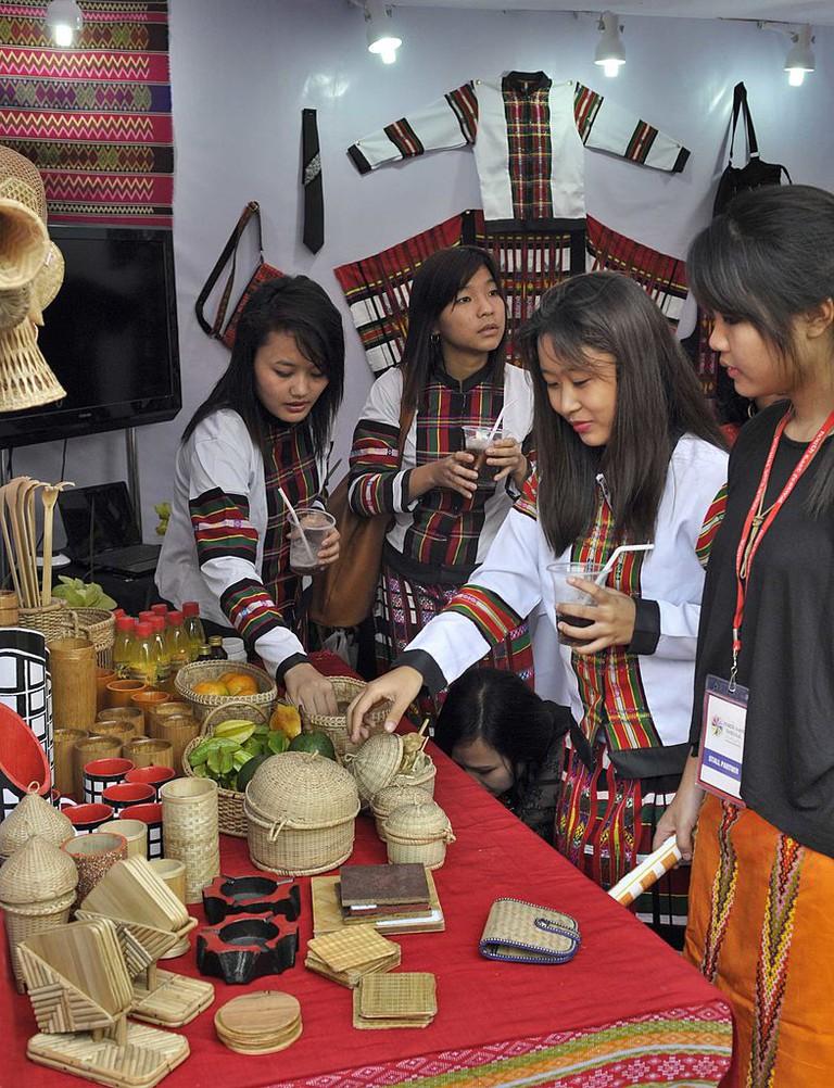 North-East Festival In Delhi Begins