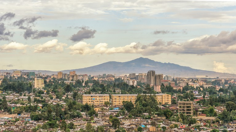Addis Ababa, Ethiopia's capital city
