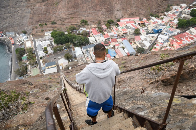 Lives Of The Saints On The Island Of St Helena