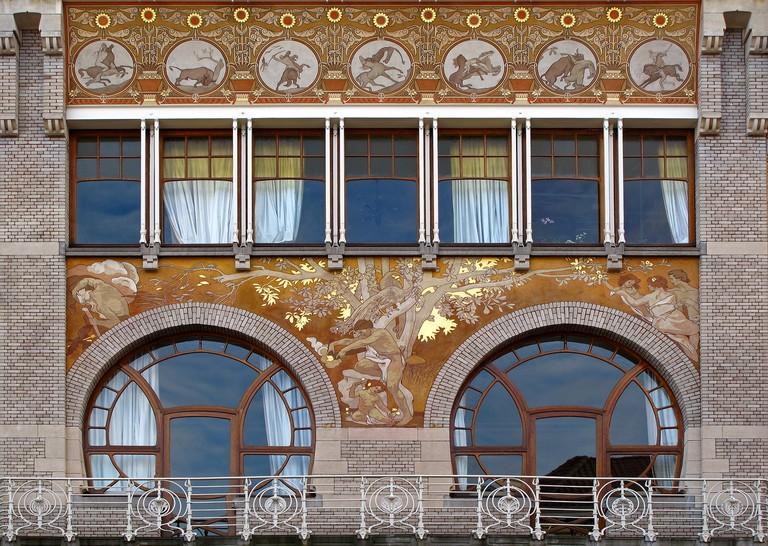 Brussels Art-nouveau (II)