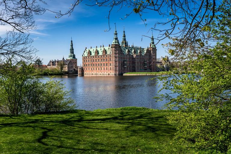 Frederiksborg Castle, Copenhagen, Denmark
