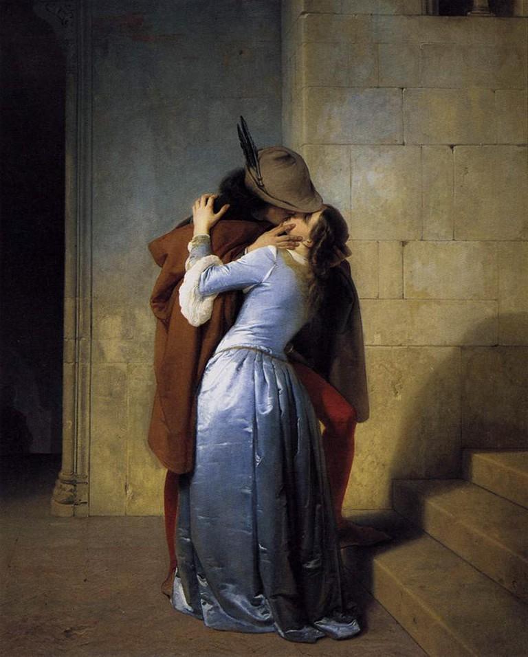 Francesco Hayez - The Kiss - WGA11218