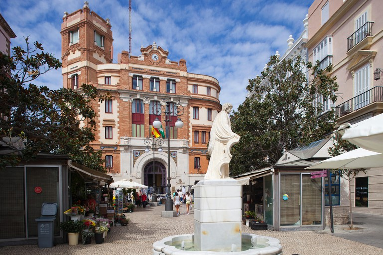 Plaza de Topete, Cadiz