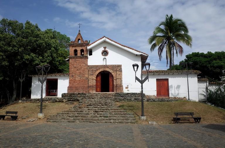 San Antonio Chapel, Cali, Colombia