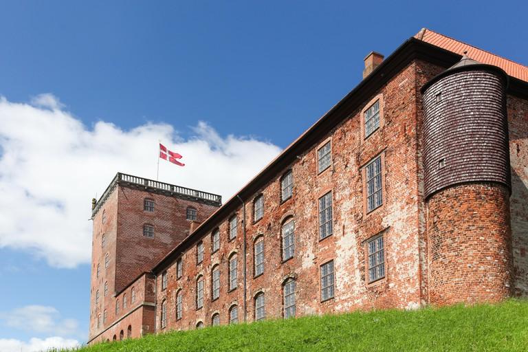 Koldinghus a Danish royal castle in the city of Kolding, Denmark