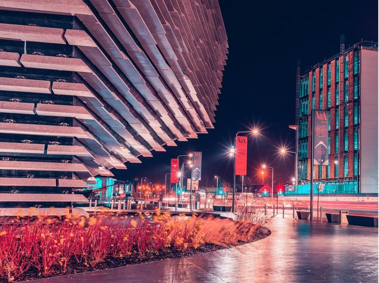 V&A Dundee Scotland?s first design museum