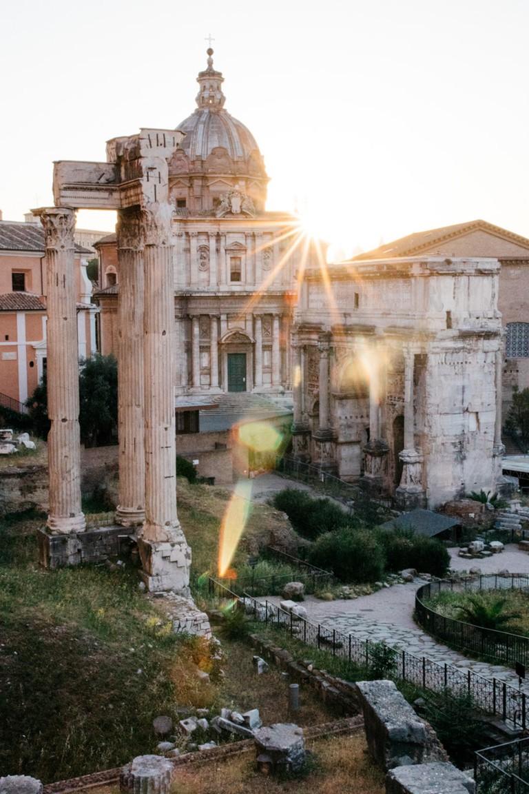 Local Architecture-Rome-Italy