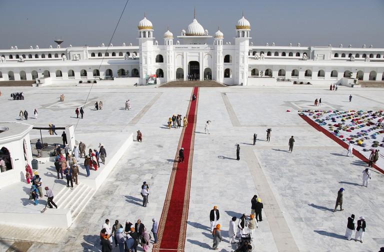 Kartarpur Corridor opening in Pakistan - 09 Nov 2019