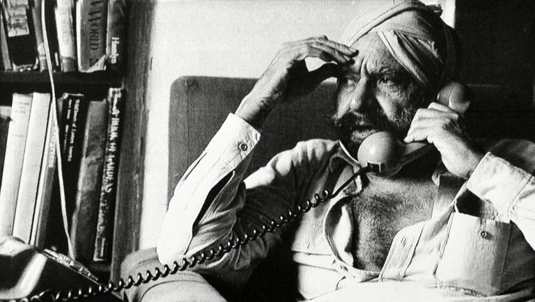 Khushwant Singh 1984, Delhi