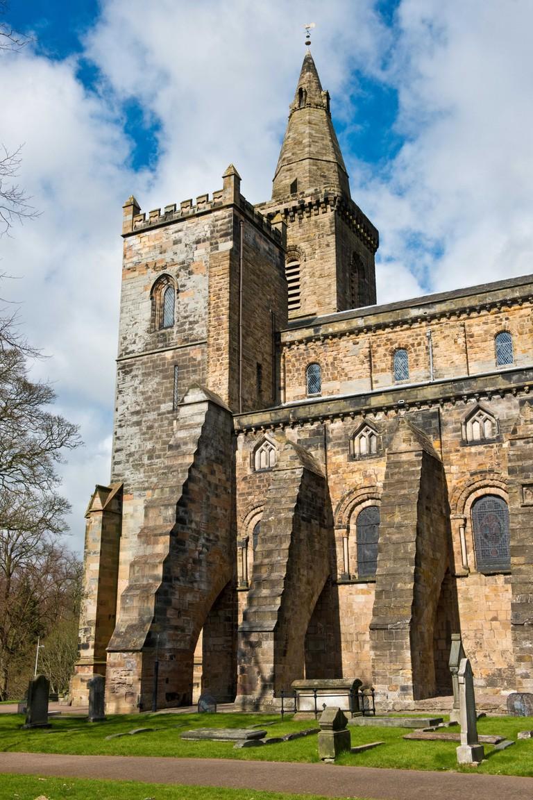 Dunfermline Abbey. Dunfermline, Scotland