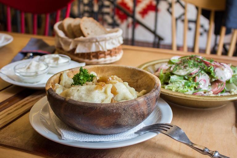 Ukrainian dish, Vareniki
