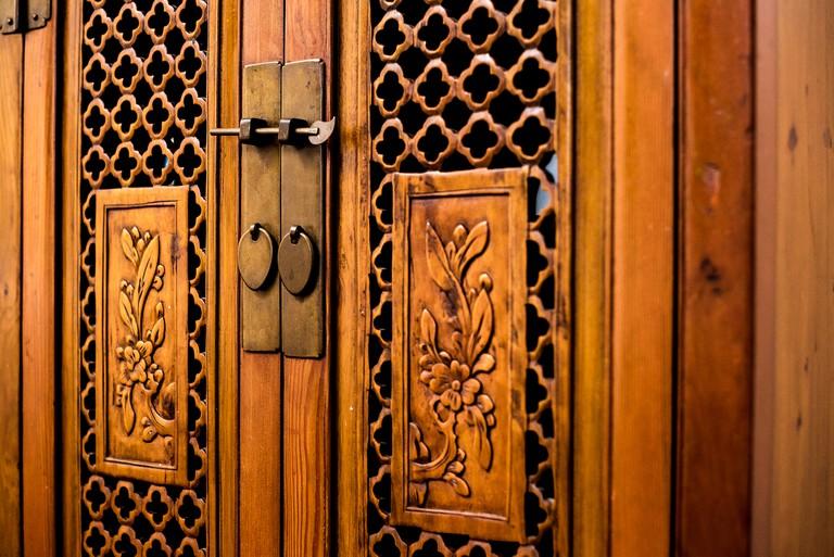 9 Liang Feng Shui Detail