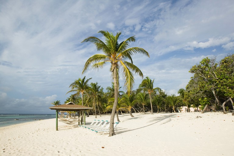 CAYMAN ISLANDS, CAYMAN BRAC, West End: Brac Reef Beach Resort / Beach View