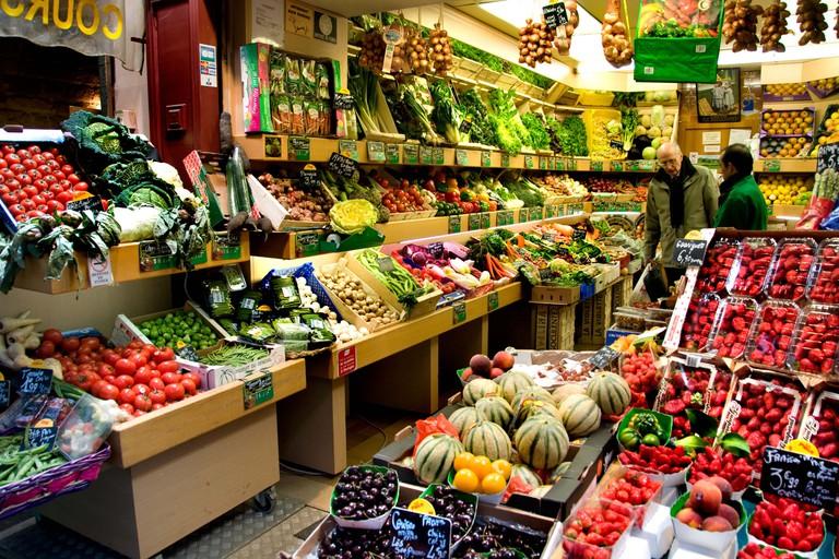Montmartre Parisian France French Parisian France French Shop Market
