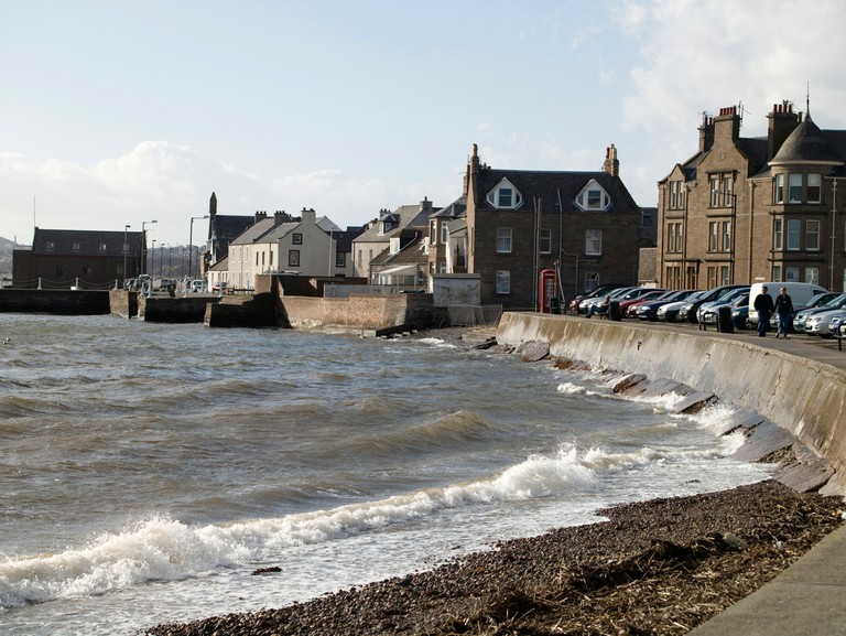 Broughty Ferry, Dundee, Tayside, Scotland.