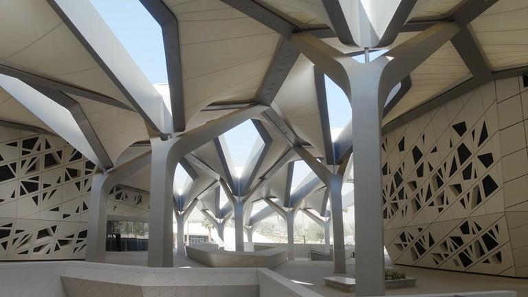 CTUG18 - 0371 - Zaha Hadid's Eco Architecture Triumph in Saudi Arabia - in body image