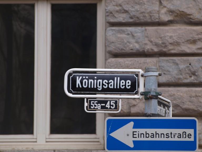 Konigsalle Dusseldorf