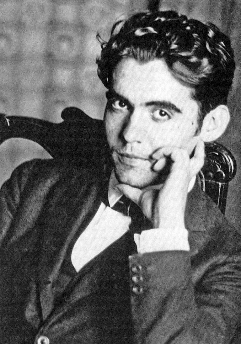 Federico Garcia Lorca, 1898-1936. Lorca was a Spanish poet, playwright, and theatre director