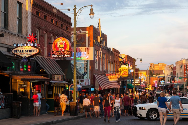 Elvis, Johnny Cash and Tina Turner pooled inspiration from Memphis