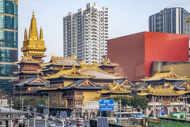 Shanghai Jingan Temple