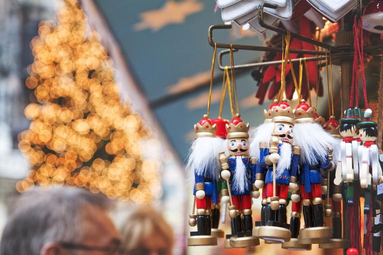 Marienplatz Christmas Market, Munich