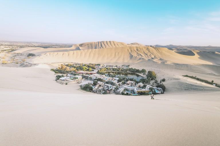 City of the desert