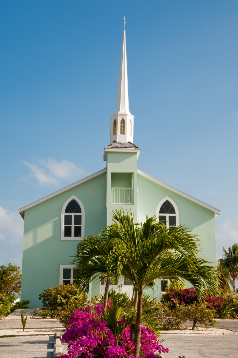 Little Cayman church