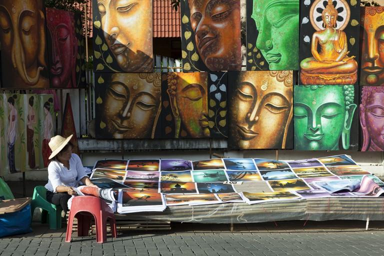 Do some shopping in Chiang Mai