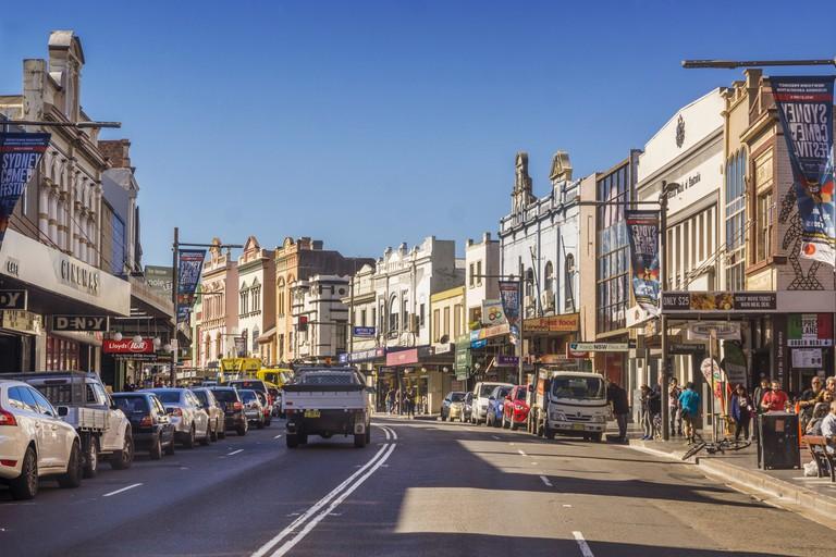 King Street, Newtown