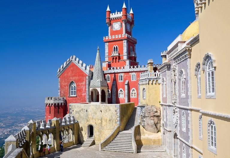 Pena National Palace, Sintra.