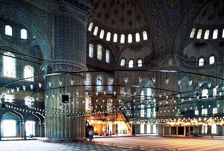 Sultanahmet Camii, historic center of Istanbul