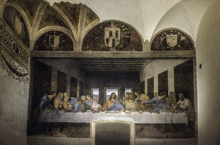 The Last Supper, Milan, Italy