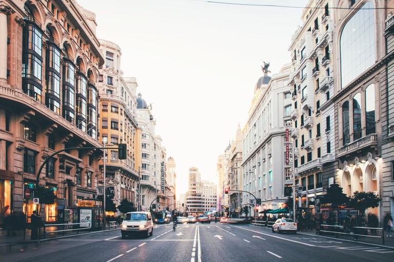 Photo Taken In Spain, Madrid