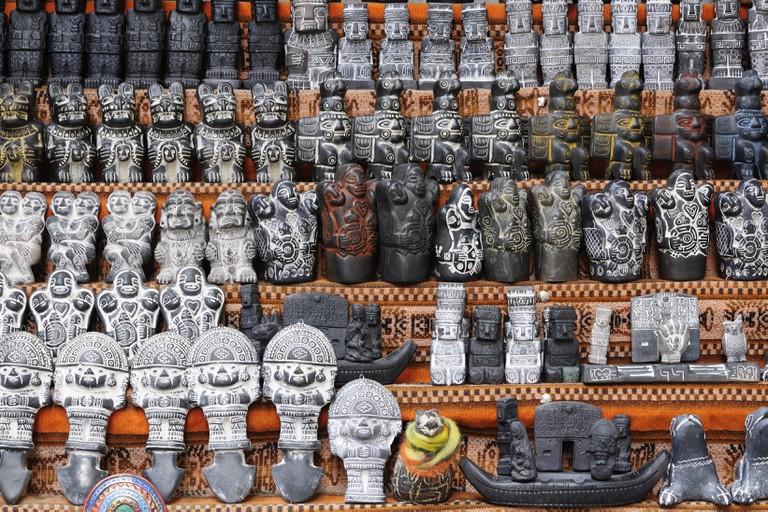 Traditional talismans