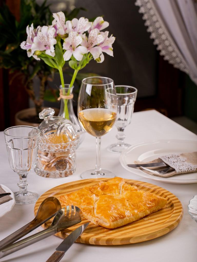 Griliaj restaurant is a fine dining establishment in Tashkent, Uzbekistan