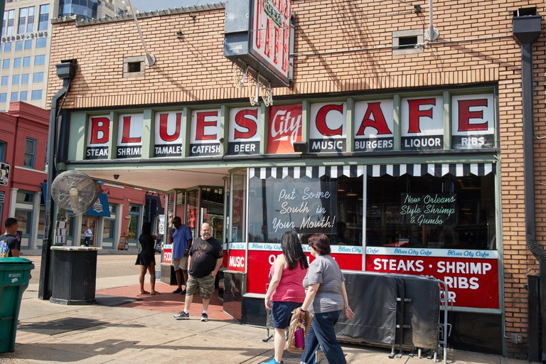 Memphis is known as the Home of Blues