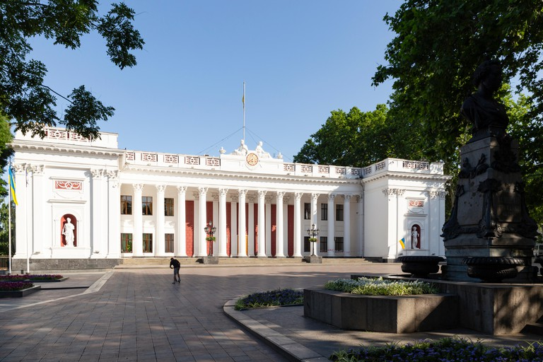 Odessa City Hall, Odessa