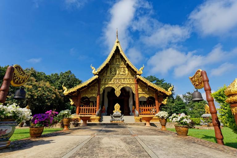 Wat Phrathat Pha Ngao, Chiang Saen District, Chiang Rai, Thailand