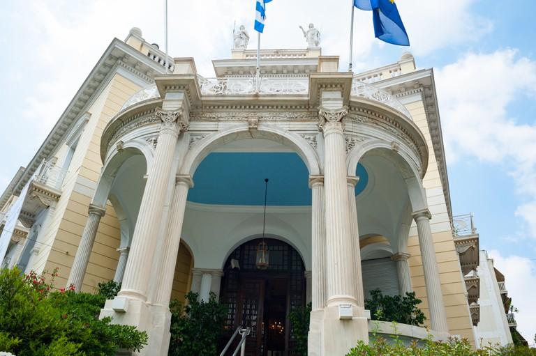 Museum of Cycladic art, Athens Greece