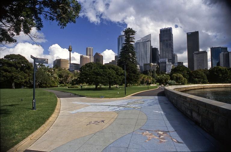 Wuganmagulya by Brenda L Croft - Image Credit City of Sydney