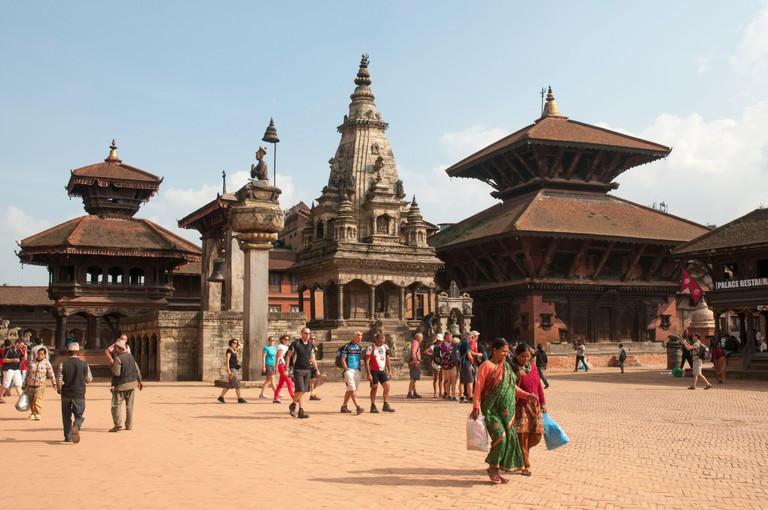 Durbar Square, Bhaktapur, Kathmandu Valley