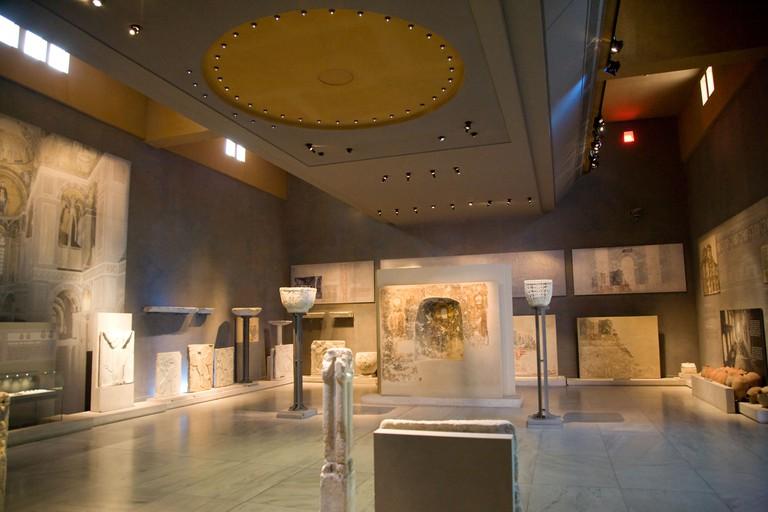 Museum of Byzantine Culture, Thessaloniki Greece