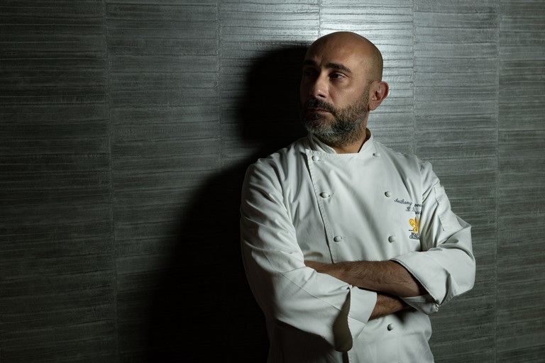 Anthony Genovese has been one of Italy's most decorated chefs for nearly 20 years