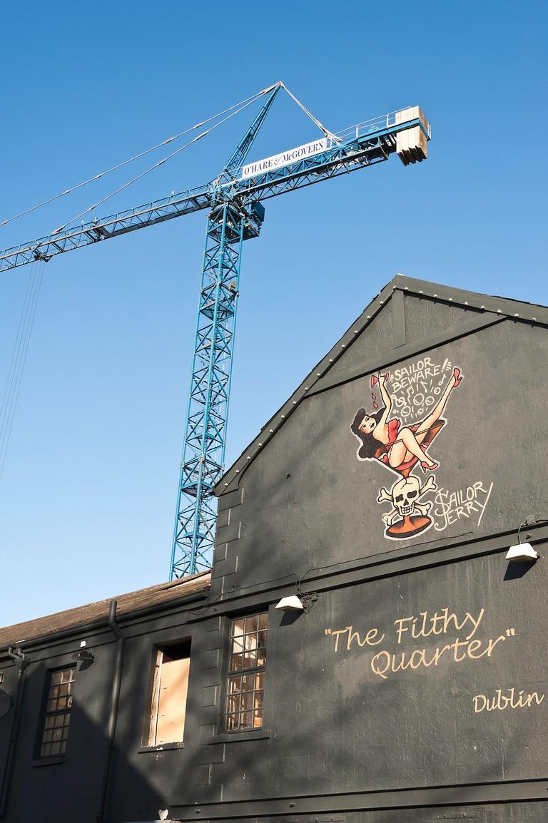 Filthy McNasty's Public House in Dublin Road Belfast County Antrim Northern Ireland United Kingdom UK